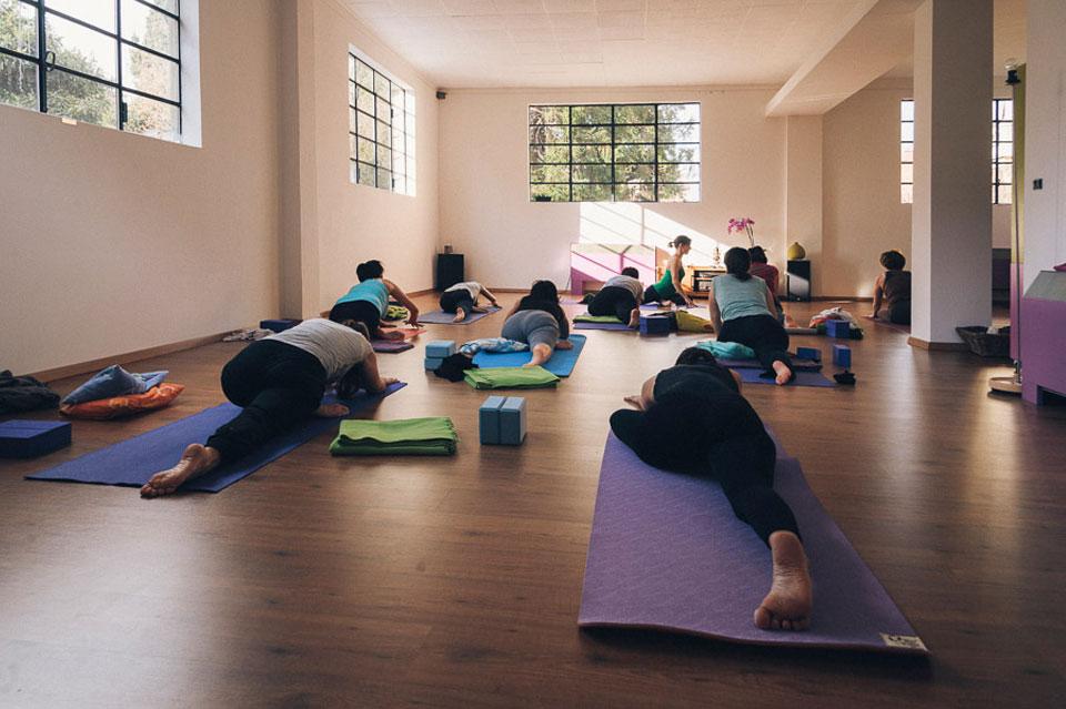 Dharmika spazio yoga