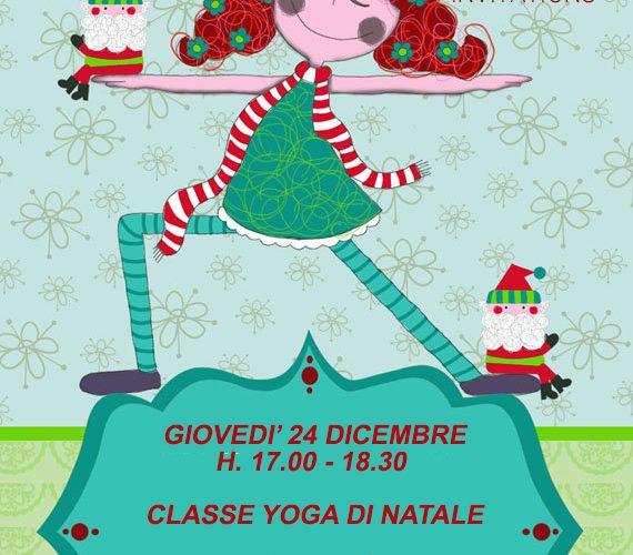 Auguri Di Natale Yoga.Classe Di Natale 2015 Dharmika Associazione Sportiva